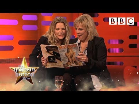 Has Jennifer Saunders done a porn film? - The Graham Norton Show: Series 14 Episode 3 - BBC One