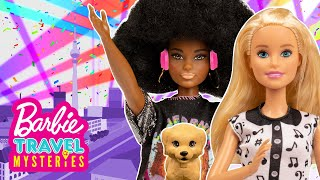Barbie, Daisy, and the Berlin Music Festivals | Barbie Travel Mysteries: Germany