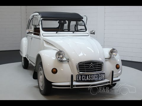 Video of '86 2CV - QYP5