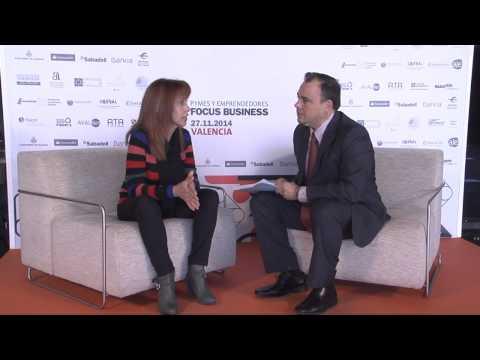 Entrevista a Concha Tormo en el #DPECV2014