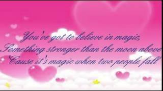 Juris  Got To Believe In Magic Lyrics
