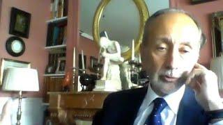 Entrevista con el experto en masonería Alberto Bárcena
