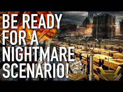 Alert: Expert Warns of Economic Collapse Nightmare Scenario for the World! Must Video!