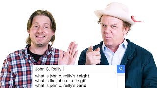 John C. Reilly & Tim Heidecker Answer the Web's Most Searched Questions   WIRED