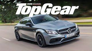 Mercedes C63 AMG S Coupe | TEST | TopGear Polska
