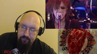 The Gazette Cassis Live reaction.