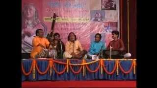 Thumri-basuriya ab na bajao re shyam by chhannulal mishra   patna live