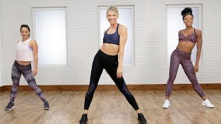 30 Minute Feel Good Dance Cardio Workout To Burn Calories