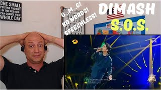 DIMASH KUDAIBERGENOV - SOS of Earthly Being in Distress | REACTION - SPEECHLESS!