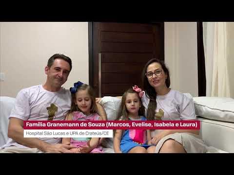 Depoimento Família Granemann De Souza | Alegria de Ser Camiliano
