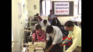 preview picture of video 'VTV-LONDON OLYMPIC PREPARATIONS IS UNABATED FOR UMARGAM TEXTILE WORKERS IN VALSAD'