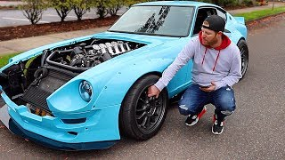 How Much Did The 240z Cost To Build?