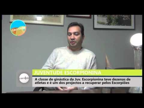 Ep83 - Entrevista com Terenas - Escorpiões Futebol Clube