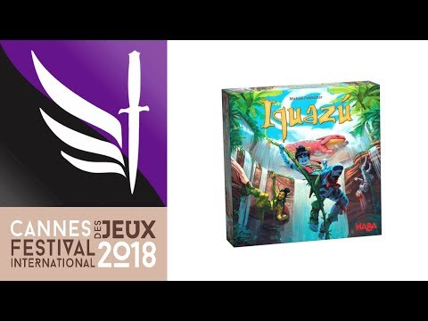 Iquazú - Festival International des Jeux de Cannes
