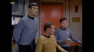 Star Trek Spock-Bones-Kirk~ Never Gonna Be Alone