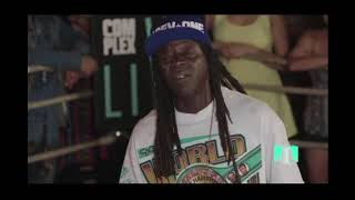 Flava Flav Giving Back To The LAS VEGAS Community Through City Athletic Boxing