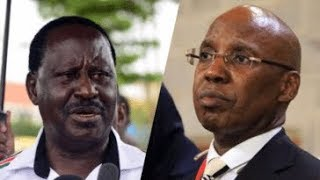 BREAKING NEWS: Raila Odinga addresses Kenyans after spending night at Jimi Wanjigi's home