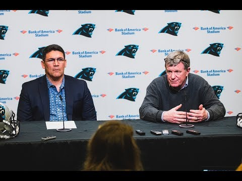 Final NFL Draft 2019 Press Conference
