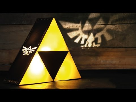Lampka Legend of Zelda