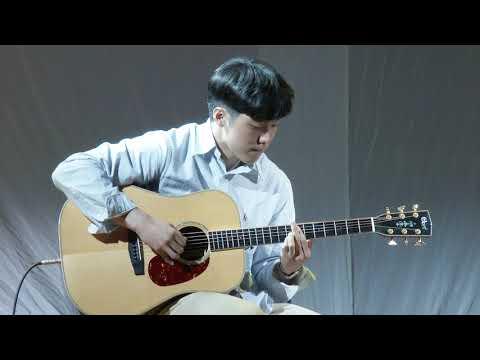 허윤제 - Someday My Prince Will Come(Martin Taylor) [제9회 어쿠스틱기타 경연대회]