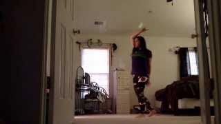 Hooping Practice to Angel Haze (Explicit Lyrics)