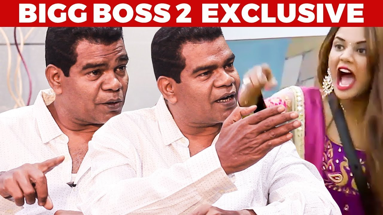 SHOCKING DELETED SCENES inside BIGG BOSS HOUSE - Ponnambalam Reveals! | Uncut Version|US 252