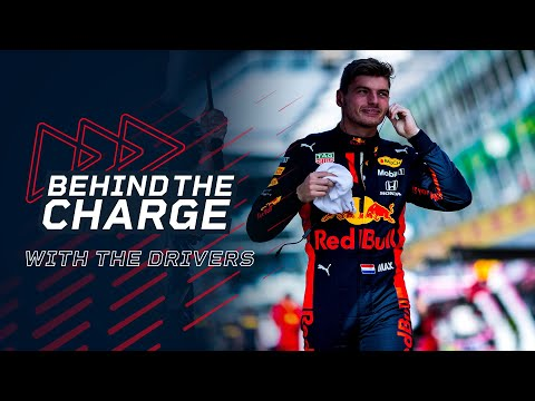 Image: Behind the scenes at Red Bull Racing during Grand Prix weekend
