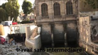 preview picture of video 'Charleville Mézières  Turbines A Clément  2014  www photographe pascal point fr'