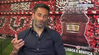 SL. Benfica Entrevista Completa Com Jonas 2017