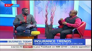 Business Today: Insurance trends in the country
