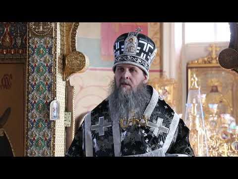Митрополит Даниил совершил Литургию Преждеосвященных Даров в Александро-Невском соборе Кургана