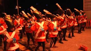preview picture of video 'Carnaval 2015 a Santa Coloma, versió estesa.'