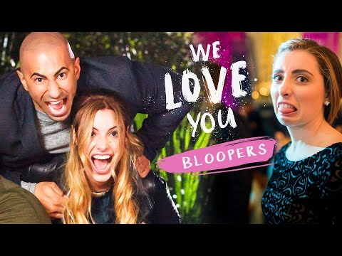 We Love You Bloopers with Lele Pons, Yousef Erakat, and Lauren Elizabeth!