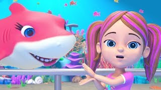 Baby Shark Dance   Nursery Rhymes & Kids Songs By Little Treehouse