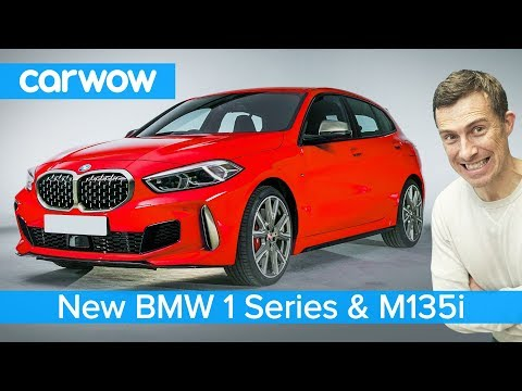 External Review Video 8TakG1N6pHU for BMW 1 Series Hatchback (F40)