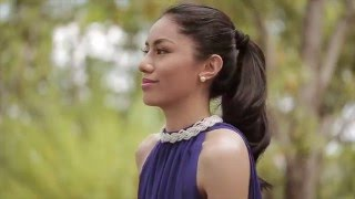 Korina Christiene Reyes Contestant Miss Philippines Earth 2016 Eco Beauty Project
