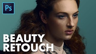 AMAZING TOOLS For Super Smooth Skin & Color Grading in Photoshop!