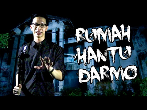 Video Paranormal Experience Yudist Ardhana! Rumah Hantu Darmo Surabaya!