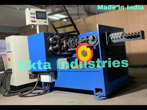 Wire Nail Making Machine HS-90