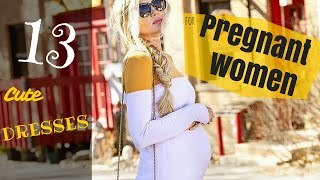 13 Cute Dresses For Pregnant Women 2015
