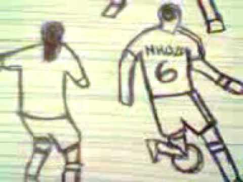 Filp book Animation Football skills Amazing! Top Talent