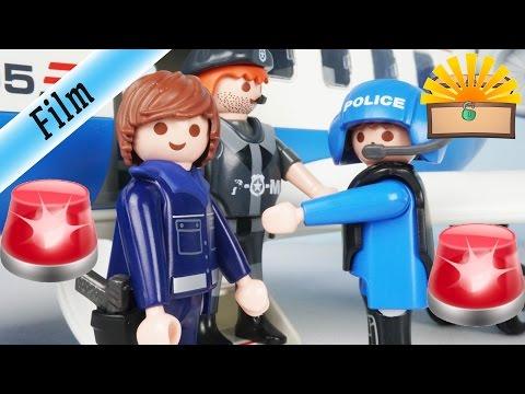 JAGD auf TRICK & TRACK BEGINNT  - FAMILIE Bergmann #143 - Playmobil Film deutsch Geschichte