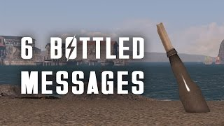 6 Lost Bottled Messages in Fallout 4 - What Do They Mean?
