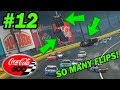 BIGGEST NASCAR HEAT 2 CRASH EVER?!?! [I DIDN'T CAUSE IT!]  [Coke 600 Charlotte -- Cup Series 12/36]