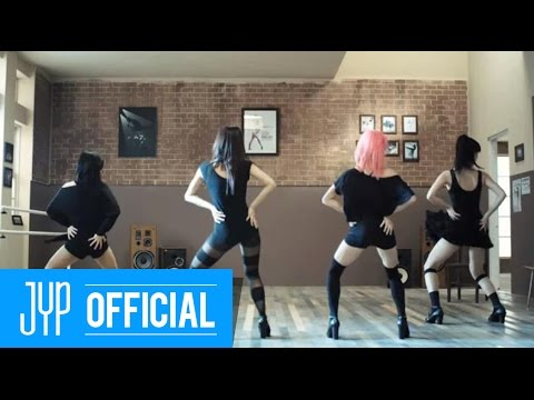 miss A - Bad Girl, Good Girl