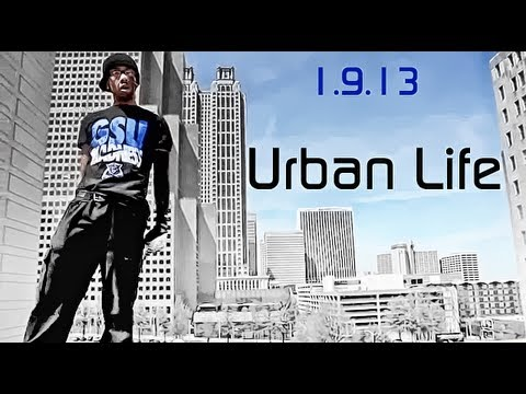 Frenchy P.k.A. JeenyuZ - Urban Life (OFFICIAL music video)