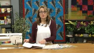 My First Quilt - Episode 201 - How to Read Quilt Patterns