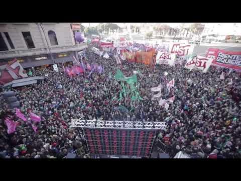 Aborto legal: los derechos se conquistan en la calle
