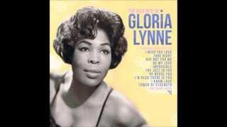 """Gloria Lynne  """"I Wish You Love"""""""
