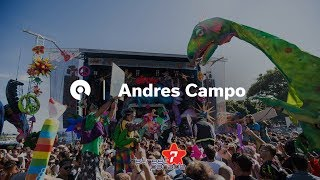 Andres Campo - Live @ Zurich Street Parade 2018